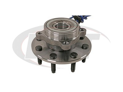 MOOG-515061 Front Wheel Bearing and Hub Assembly