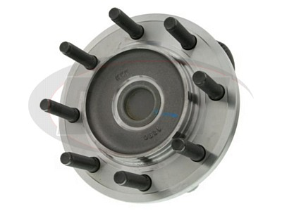 MOOG-515123 Front Wheel Bearing and Hub Assembly