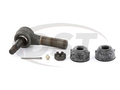 MOOG-ES437L Front Outer Tie Rod End - Driver Side