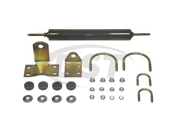 Ford F250 4WD 1972 Steering Damper Kit with Hardware - Trail Boss