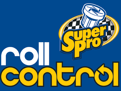 SuperPro Suspension Parts Logo - Roll Control