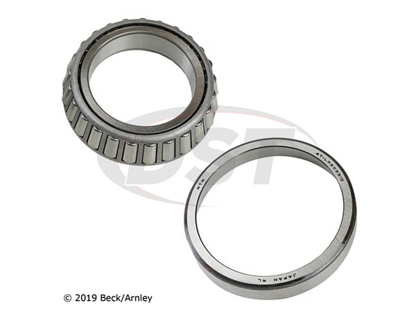 beckarnley-051-3384 Rear Wheel Bearings