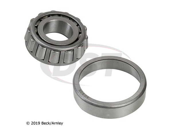 beckarnley-051-3845 Front Wheel Bearings