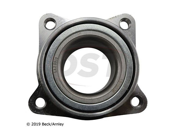 beckarnley-051-4144 Front Wheel Bearings