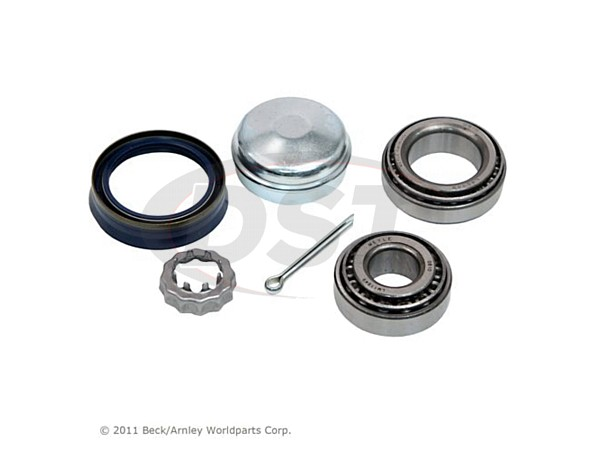 beckarnley-051-4207 Rear Wheel Bearings