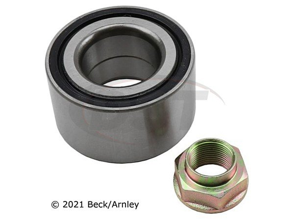 beckarnley-051-4239 Front Wheel Bearings