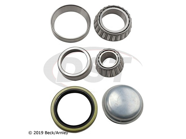 beckarnley-051-4243 Front Wheel Bearings