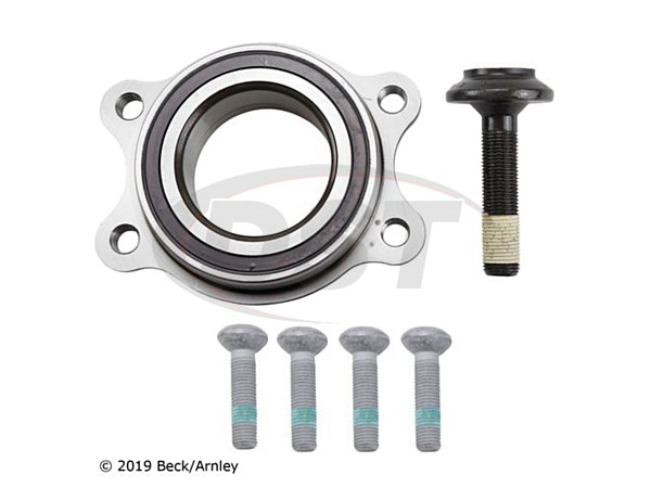 beckarnley-051-4268 Front Wheel Bearings