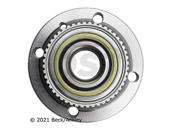 beckarnley-051-6004 Front Wheel Bearing and Hub Assembly