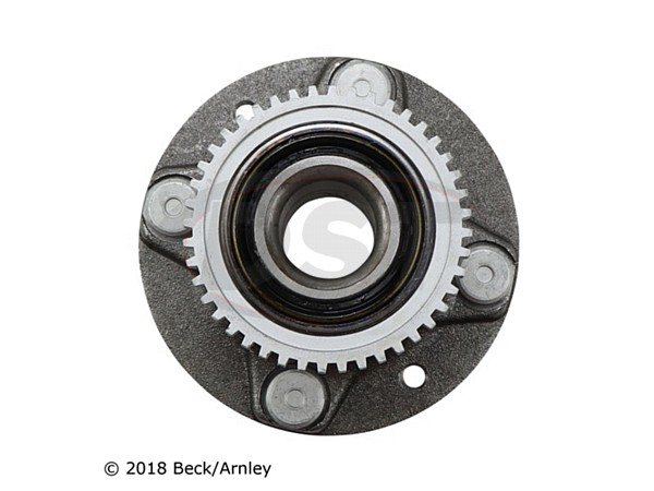 beckarnley-051-6048 Front Wheel Bearing and Hub Assembly - 4 Wheel ABS