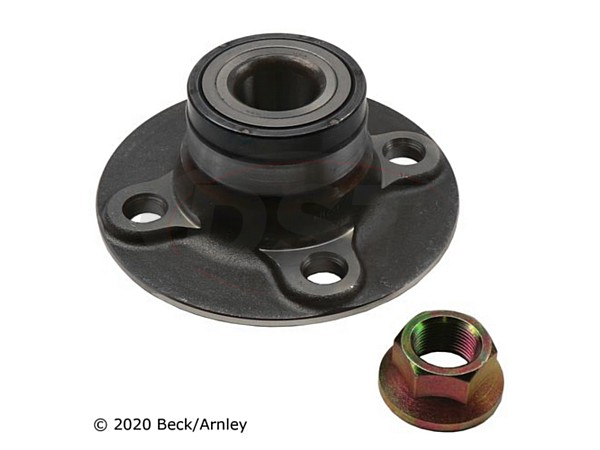 beckarnley-051-6067 Rear Wheel Bearing and Hub Assembly