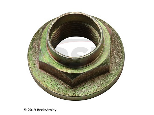 beckarnley-051-6086 Rear Wheel Bearing and Hub Assembly