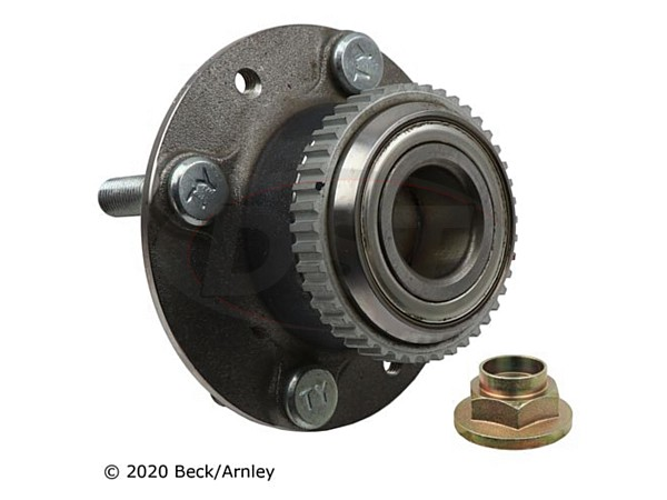 beckarnley-051-6095 Rear Wheel Bearing and Hub Assembly