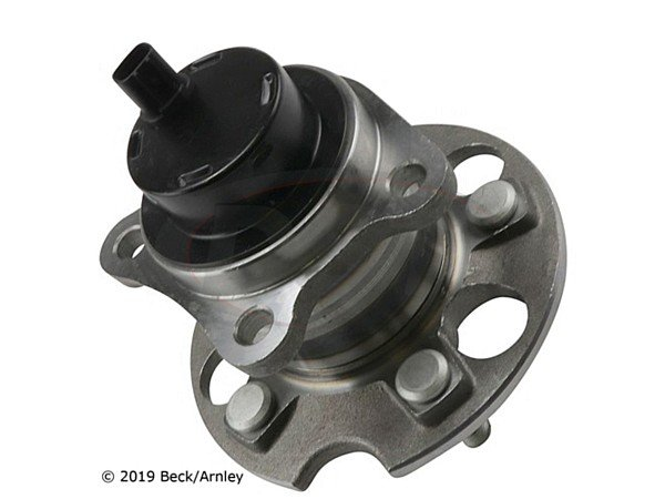 beckarnley-051-6102 Rear Wheel Bearing and Hub Assembly - Passenger Side