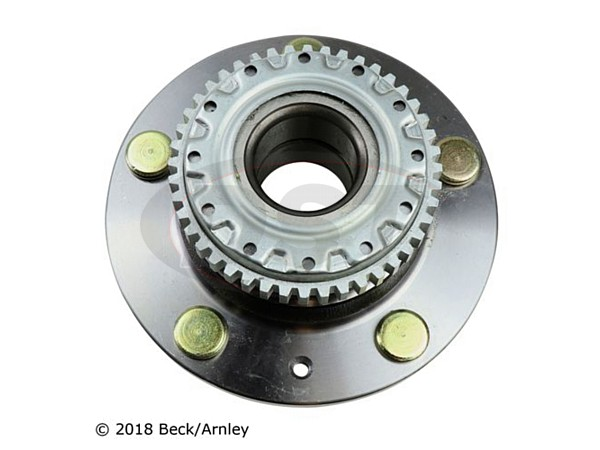 beckarnley-051-6104 Rear Wheel Bearing and Hub Assembly