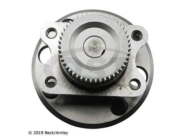 beckarnley-051-6113 Rear Wheel Bearing and Hub Assembly