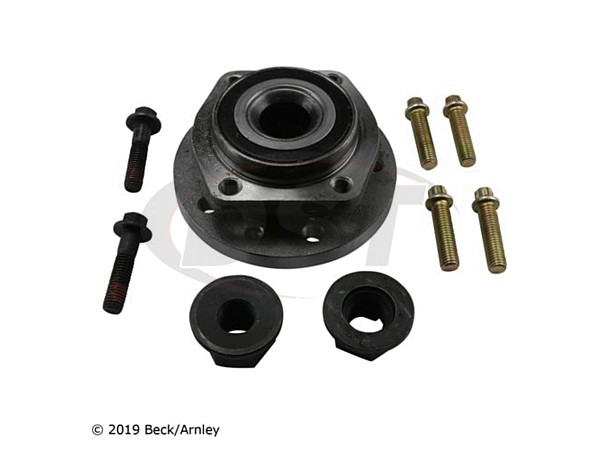 beckarnley-051-6119 Front Wheel Bearing and Hub Assembly