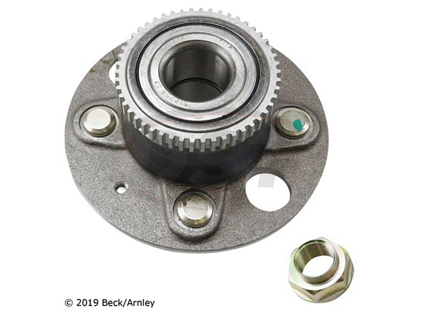 beckarnley-051-6141 Rear Wheel Bearing and Hub Assembly