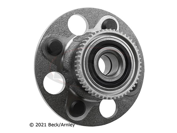 beckarnley-051-6142 Rear Wheel Bearing and Hub Assembly