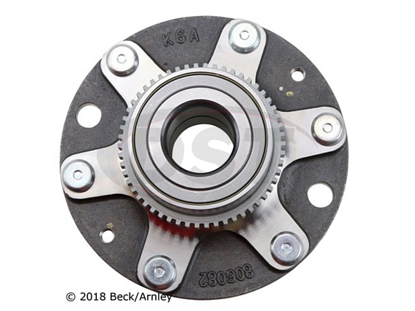beckarnley-051-6149 Rear Wheel Bearing and Hub Assembly
