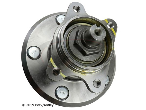 beckarnley-051-6153 Rear Wheel Bearing and Hub Assembly
