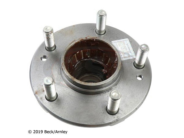 beckarnley-051-6155 Rear Wheel Bearing and Hub Assembly