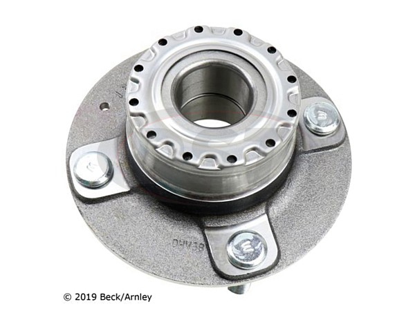 beckarnley-051-6158 Rear Wheel Bearing and Hub Assembly