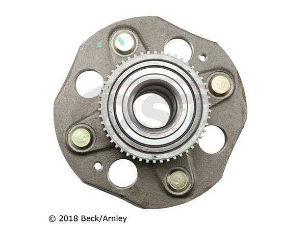 beckarnley-051-6162 Rear Wheel Bearing and Hub Assembly