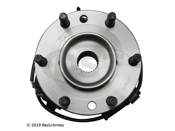 beckarnley-051-6171 Front Wheel Bearing and Hub Assembly