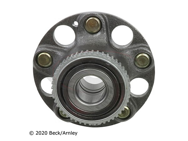 beckarnley-051-6178 Rear Wheel Bearing and Hub Assembly