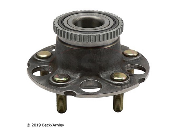 beckarnley-051-6183 Rear Wheel Bearing and Hub Assembly