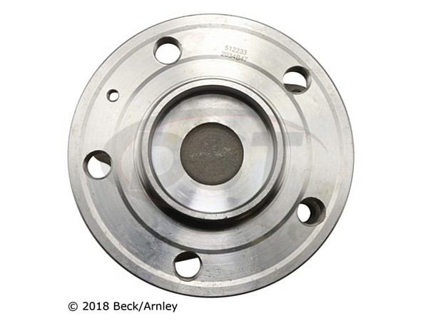 beckarnley-051-6192 Rear Wheel Bearing and Hub Assembly