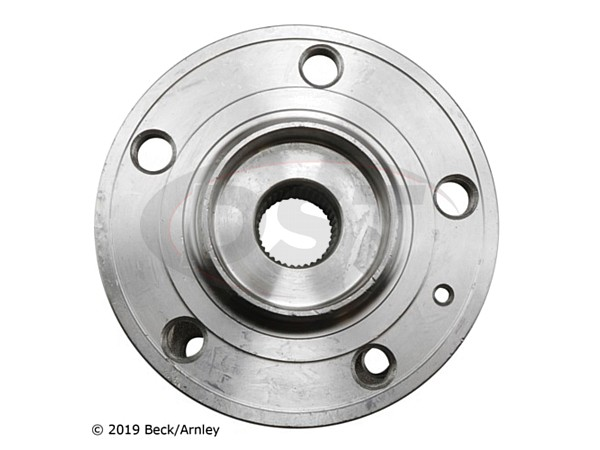 beckarnley-051-6193 Front Wheel Bearing and Hub Assembly