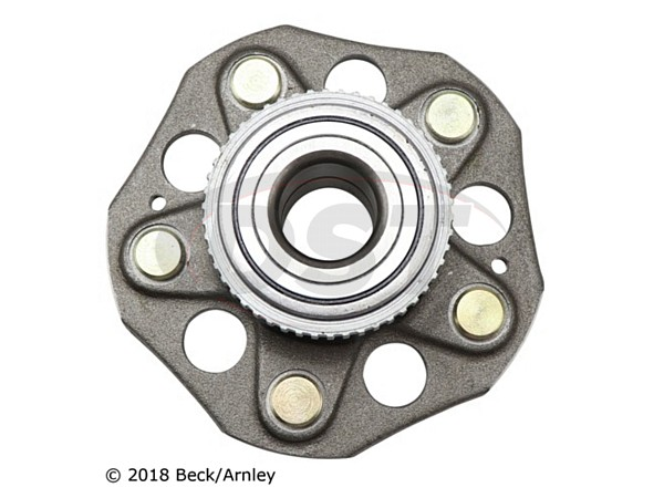beckarnley-051-6209 Rear Wheel Bearing and Hub Assembly