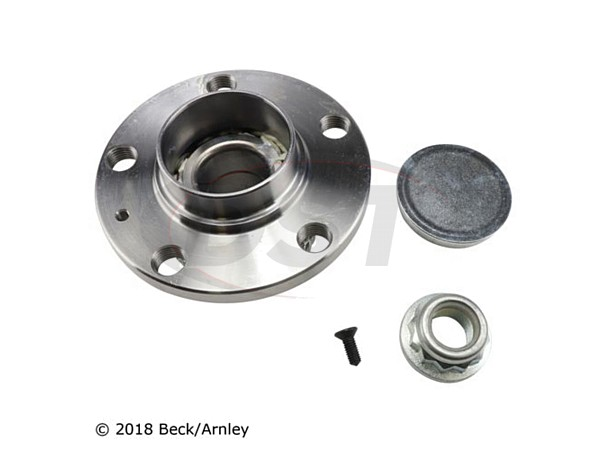 beckarnley-051-6234 Rear Wheel Bearing and Hub Assembly