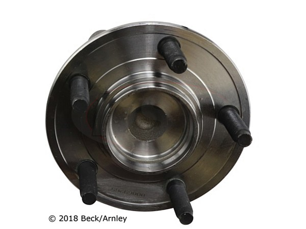 beckarnley-051-6248 Front Wheel Bearing and Hub Assembly