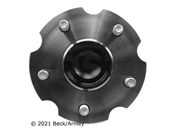 beckarnley-051-6260 Rear Wheel Bearing and Hub Assembly