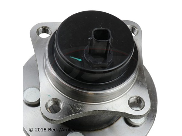 beckarnley-051-6262 Rear Wheel Bearing and Hub Assembly