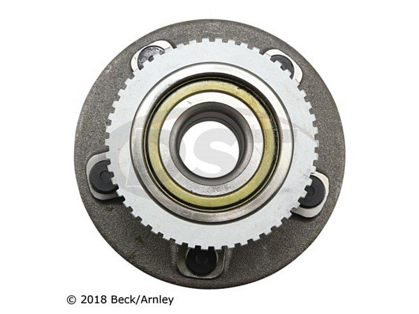 beckarnley-051-6266 Rear Wheel Bearing and Hub Assembly