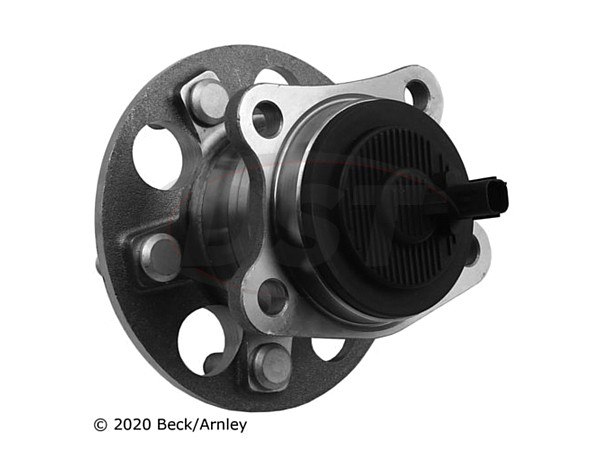 beckarnley-051-6269 Rear Passenger Side Wheel Bearing and Hub Assembly
