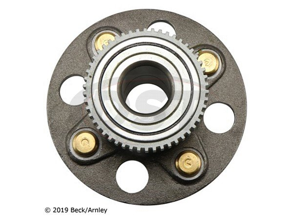 beckarnley-051-6275 Rear Wheel Bearing and Hub Assembly
