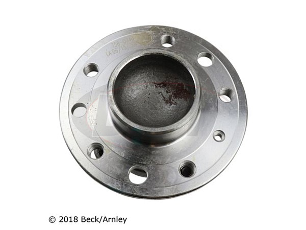 beckarnley-051-6290 Rear Wheel Bearing and Hub Assembly