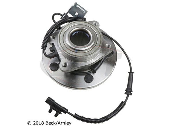 beckarnley-051-6301 Front Wheel Bearing and Hub Assembly
