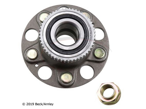 beckarnley-051-6317 Rear Wheel Bearing and Hub Assembly