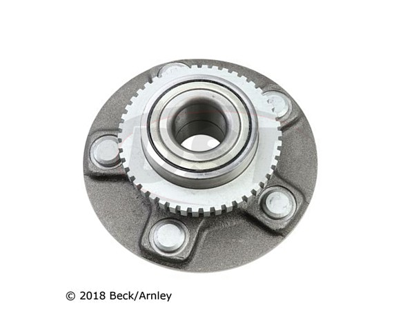 beckarnley-051-6326 Rear Wheel Bearing and Hub Assembly