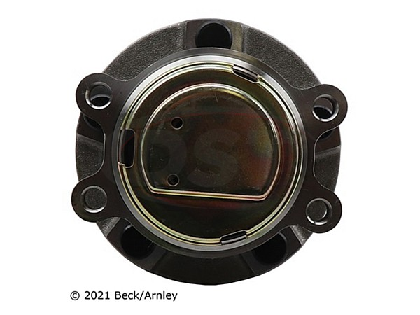 beckarnley-051-6342 Front Wheel Bearing and Hub Assembly