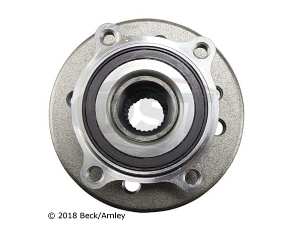 beckarnley-051-6372 Front Wheel Bearing and Hub Assembly