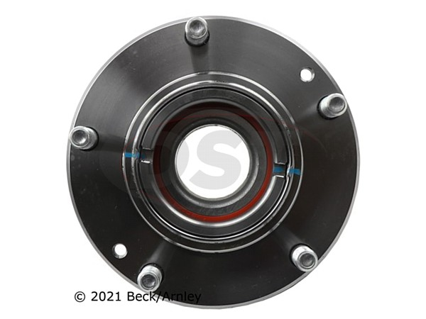 beckarnley-051-6396 Front Wheel Bearing and Hub Assembly