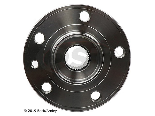 beckarnley-051-6399 Front Wheel Bearing and Hub Assembly