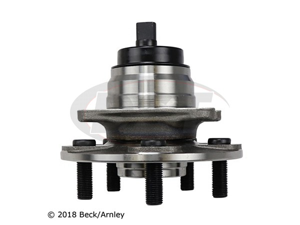 beckarnley-051-6416 Front Wheel Bearing and Hub Assembly